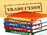 Traductions anglais, espagnol, italien, FR.